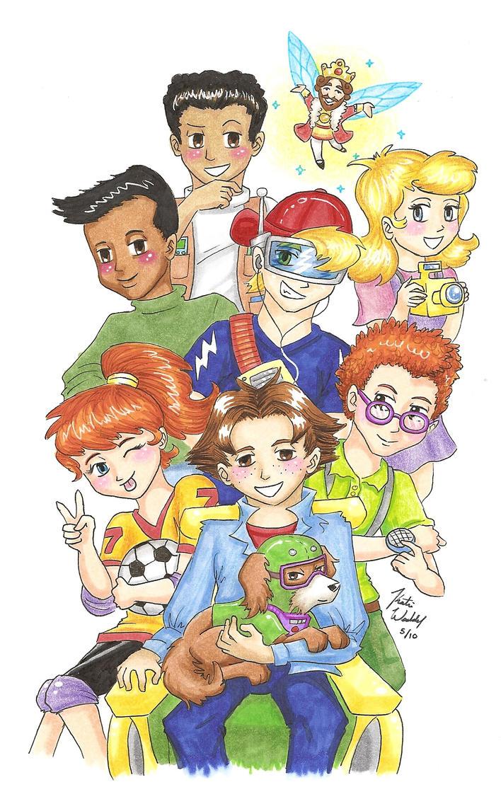 Bishie King Kids Club By Mystical Kaba