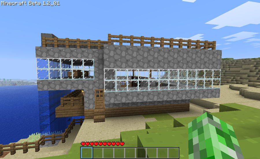 Building designs minecraft for Home designs minecraft