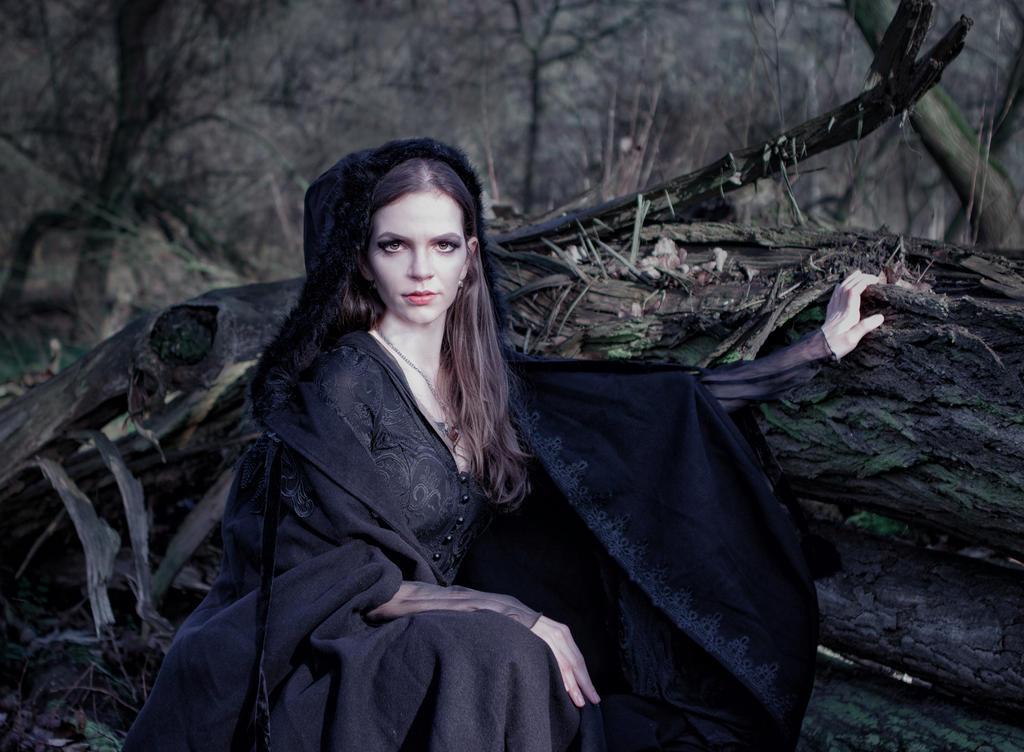 Spirit of the Woods by RikaRebel
