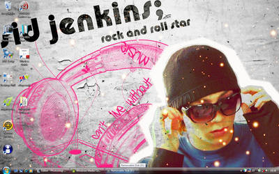 Sid Jenkins by electro-poof