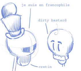 Je suis en Francophile