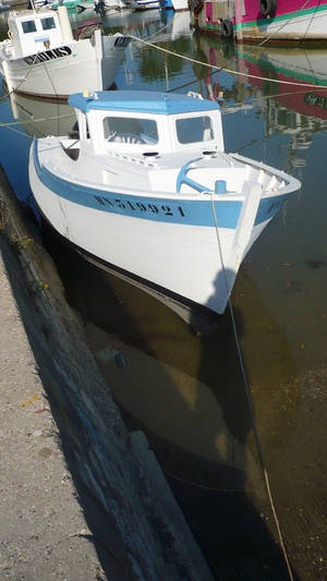 Fishing Boat - Ile D'Oleron