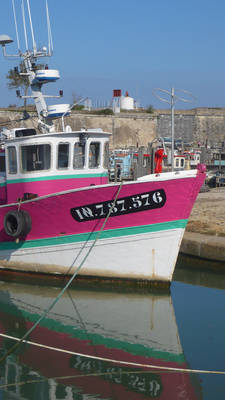 Fishing Boat 2 - Ile D'Oleron