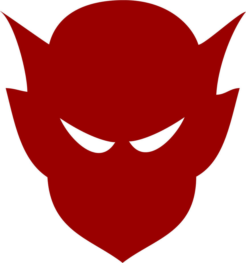 devil logo by clivejacobson on deviantart rh clivejacobson deviantart com