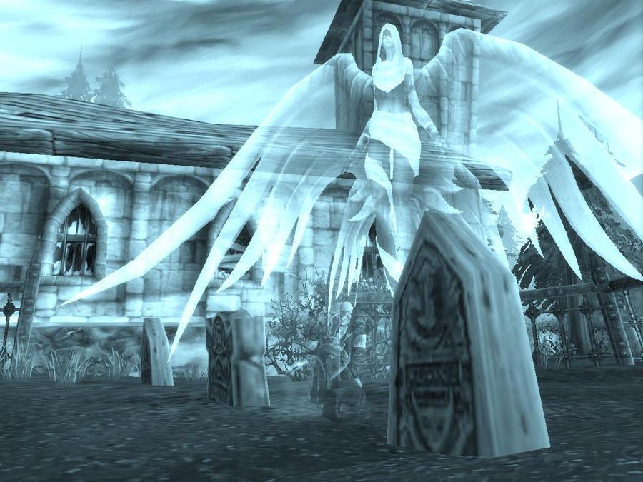 WoW---Spirit Healer