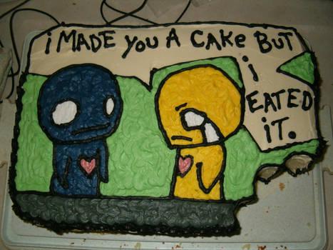 Pon and Zi Cake
