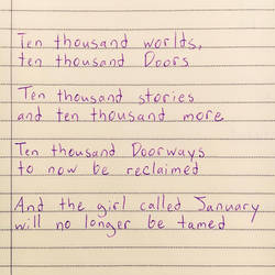 The Girl Called January