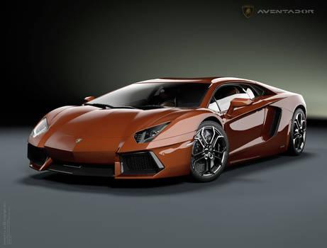 Lamborghini LP700-4 r.4