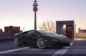 Lamborghini Huracan r3 by edfeg71