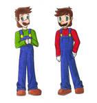 Mario Bros?