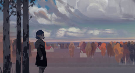Torn Away - fields