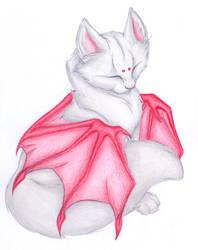 Mine cat by Ifil