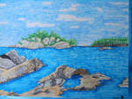 Middle Island Marquette by lavaheart626