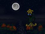 Picking a Perfect Pumpkin by lavaheart626