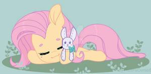 Sleeping Fluttershy