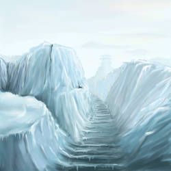 Concept Ice path by DINO-DINELLI