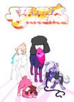 The Crystal Gems (SU)_Dog Version by LouiseKunoichi666