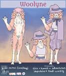 [woolyne] isaak pinn.