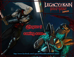 Blood Omen Comics chapter 3 Coming soon...