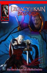 Legacy of kain Blood omen comics issue 4 ITA/ENG