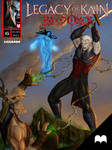 Legacy of kain Blood omen comics issue 6 ITA
