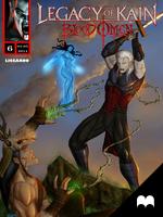 Legacy of kain Blood omen comics issue 6 ITA by Dark-thief