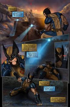 Wolverine - Effetto Deterrente  Pag1