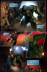 Wolverine - Effetto Deterrente  Pag4