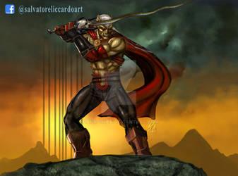 The fate of Nosgoth by Dark-thief