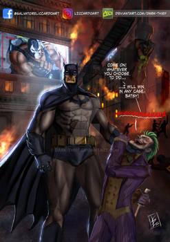 Gotham Fall