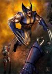 Wolverine / Colossus