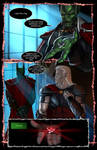 Legacy of Kain comics Blood Omen issue 6 page 13 by Dark-thief