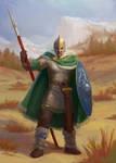 Brodanii - The Warrior Protector