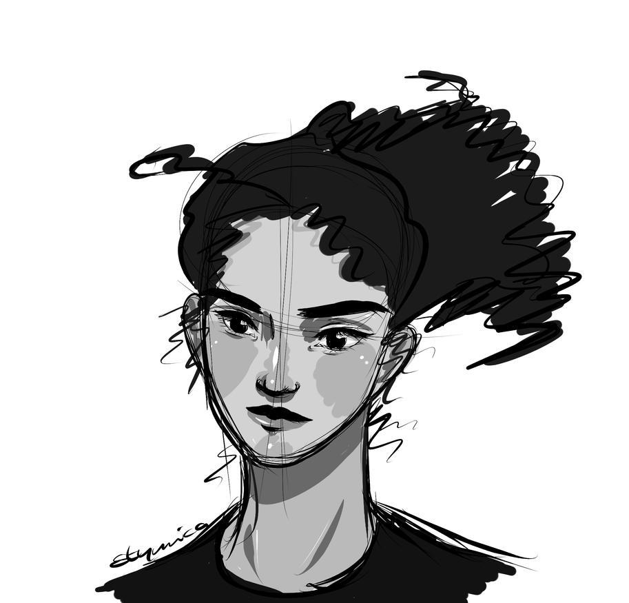 Sketch #1 by Stymica