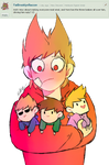 Tord and the smols