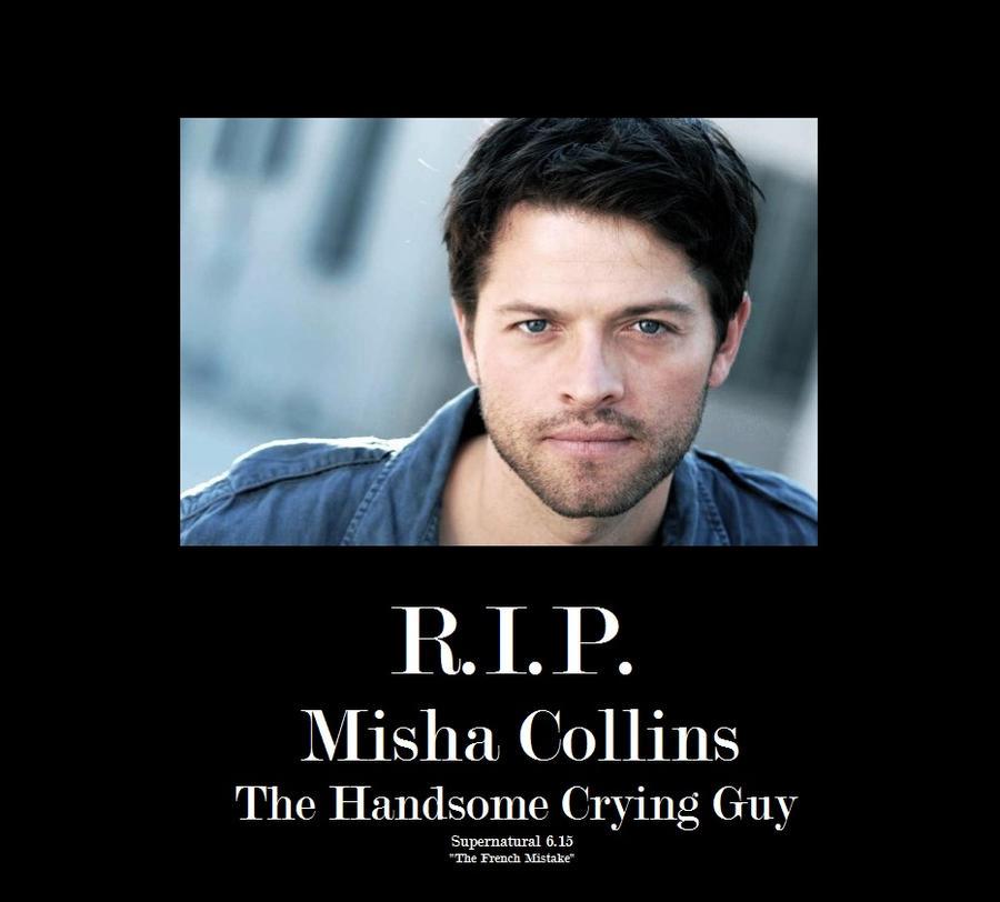 misha collins meme car - photo #3