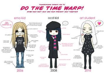 time warp by AutumnalEquilux