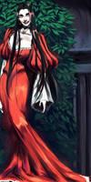 Wilhelmina - bride of Dracula