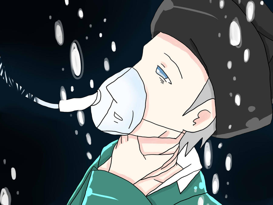 + I Can't Breathe Anymore... + by SerketStalker