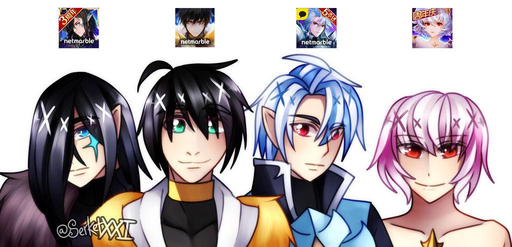 + 7K: Current App Icon +