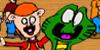 Tara and John avatar by Nate-Spidgewood