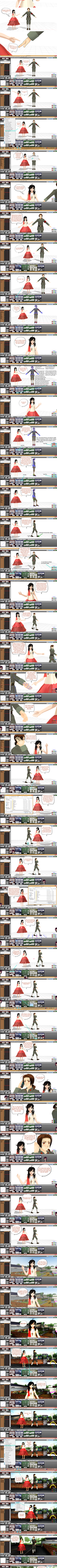 MMD TUTORIAL: How to Make a Good Picture by Piri-tanyay
