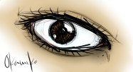 Eyes [Alek] [color] by syko-girl