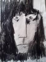 Selfportrait by Marjonne