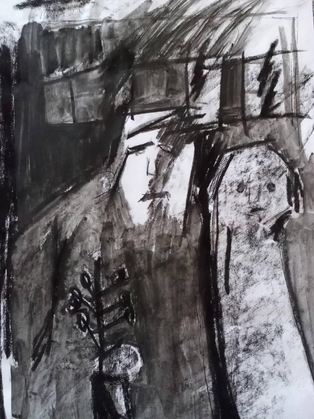 Persons by Marjonne