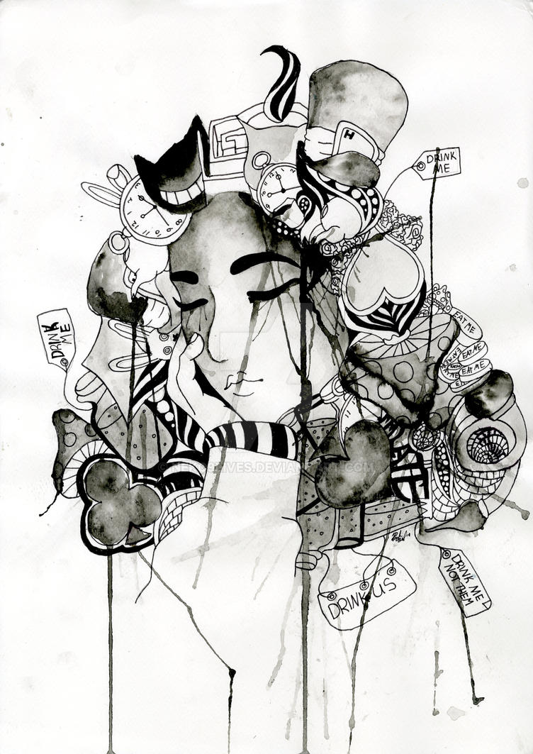 Wonderland by Neko9lives