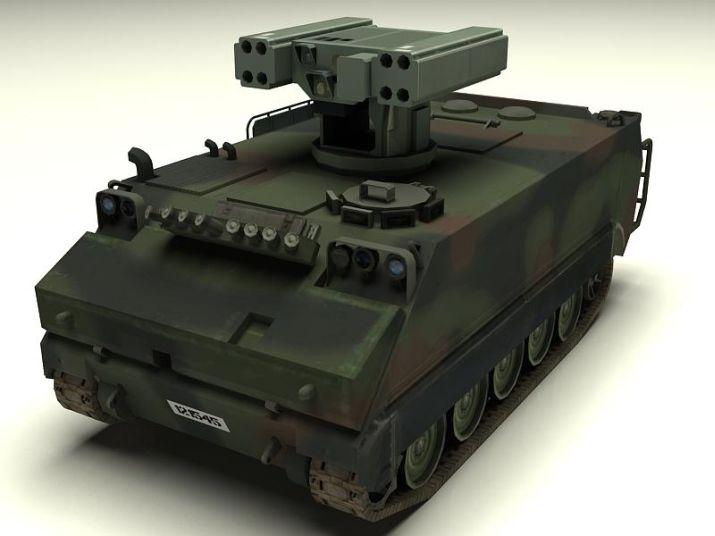 M-113 ATILGAN KMS by GARYOSAVAN