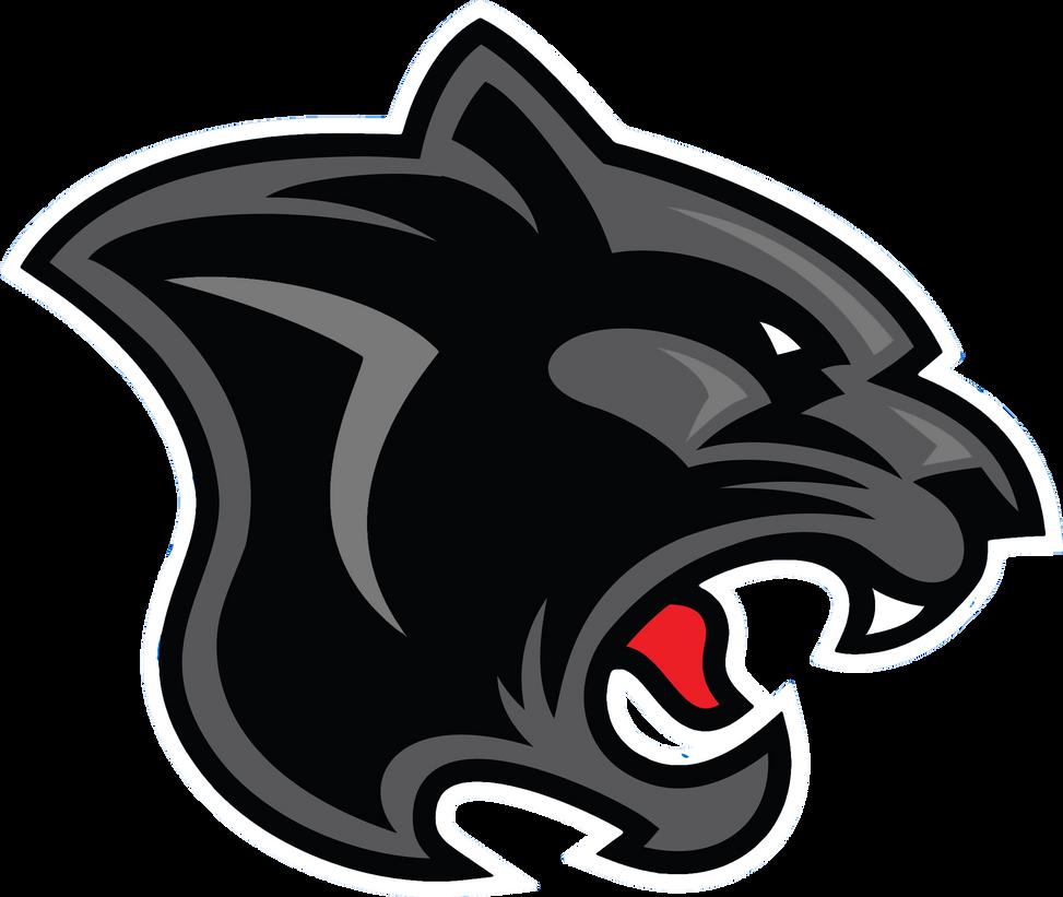 panther logo 4 by garyosavan on deviantart rh garyosavan deviantart com panther logos clip art panther logo images