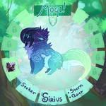 Mogi Registration: Sirius