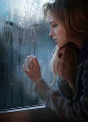 Rainy Day by Aliena85